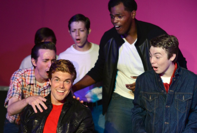 Grease at the Pearl Theater
