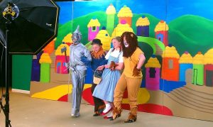 The Wizard of Oz at the Pearl Theater